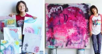 Foi abandonada porque tem Síndrome de Down: hoje ela é uma artista famosa e tem uma linda família