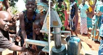Un villaggio in Uganda riceve l'acqua potabile per la prima volta: uno spiraglio di felicità nella crisi idrica