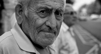 Este hombre se quedó durante 84 años en la misma empresa convirtiéndose en un modelo de dedicación total a su trabajo