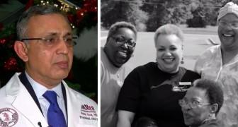 Un medico generoso estingue 650.000$ di debiti a 200 pazienti malati di cancro che si sono curati nella sua clinica