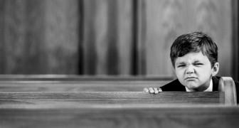I suoceri portano il figlio in chiesa tutti i giorni all'insaputa della madre: quando lo scopre, va su tutte le furie
