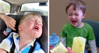 15 bambini molto capricciosi che si sono rivelati una vera e propria sfida per mamma e papà