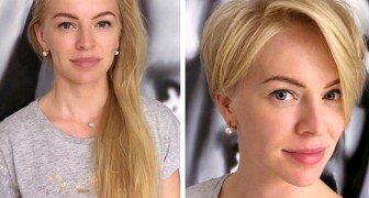 A talented hairdresser shows how liberating it can be to take a drastic cut to your hair