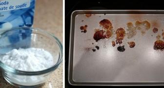 Il semplicissimo metodo fai-da-te per pulire le teglie da forno e farle tornare a brillare come nuove