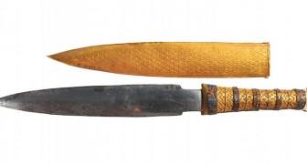 Il pugnale di Tutankhamon ha origini extraterrestri: la sensazionale scoperta di un team di ricerca