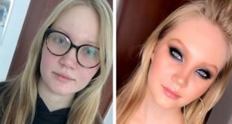17 persone che hanno usato la magia del makeup e si sono trasformate in persone più sicure di sé