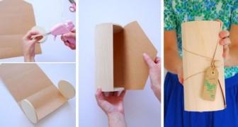 Come realizzare una graziosa ed elegante scatola di legno in poche mosse