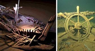 Sechzig 2.500 Jahre alte Schiffe zufällig auf dem Meeresgrund des Schwarzen Meeres gefunden: Ohne Sauerstoff blieben sie intakt