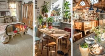Le dritte più utili e affascinanti per arredare la casa in perfetto stile cottage core
