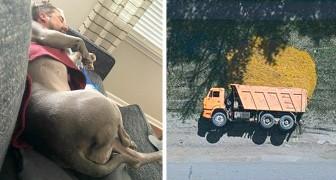 Magie der Perspektive: 20 Fotos, die aus ungewöhnlichen Blickwinkeln aufgenommen wurden und wie aus einer anderen Welt wirken