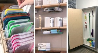 13 utilissimi oggetti da realizzare col fai-da-te per fare ordine in tutta casa