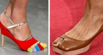 15 sapatos muito estranhos que os clientes não hesitaram em comprar por uma fortuna