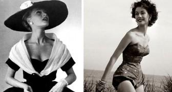 15 fotos em preto e branco mostram como as mulheres eram bonitas e elegantes na década de 1950