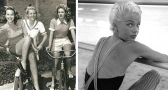20 foto d'altri tempi ci dimostrano che le donne di una volta avevano una classe unica e inimitabile