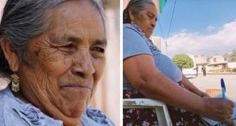 Impara a leggere e scrivere a 63 anni e vince un premio letterario: Non è mai troppo tardi per studiare