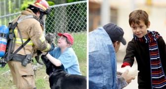 17 photos qui ont réussi à saisir le côté le plus altruiste et généreux de l'être humain