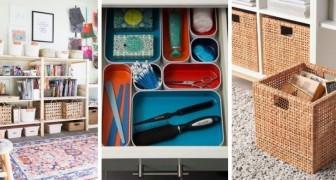 Gli errori più comuni da evitare nell'uso degli spazi che abbiamo a disposizione in casa