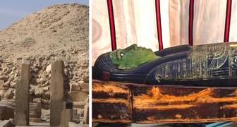 Ägypten: Archäologen graben einen 4.200 Jahre alten Tempel einer bisher unbekannten Königin aus