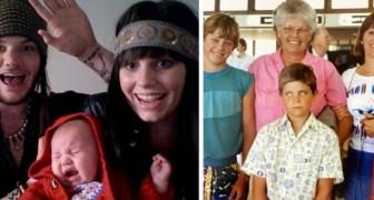 15 ritratti di famiglia talmente imbarazzanti che avrebbero fatto meglio a riporli in soffitta per sempre