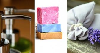 3 modi semplici e utili per riciclare in casa i rimasugli delle vecchie saponette