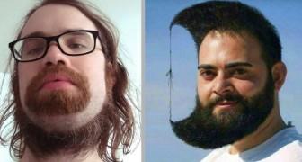 16 pessoas que estavam convencidas de estarem lançando uma nova tendência, mas na realidade só tinham encontrado o cabeleireiro errado