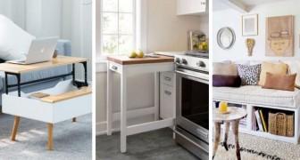 10 meubles beaux et pratiques dont vous inspirer si vous avez une petite maison