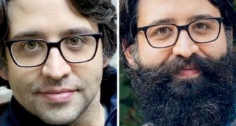 16 Männer, die sich den Bart wachsen lassen wollten, um sich schöner und betörender zu fühlen