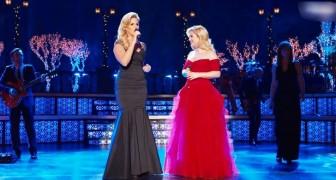 L'armonia di queste due cantanti è perfetta, ma quando arriva la terza... Brividi!