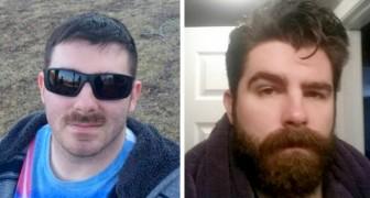 Es lebe der Bart: 16 Männer, die beschlossen haben, ihn sich wachsen zu lassen, und an Charme und Attraktivität dazugewonnen haben