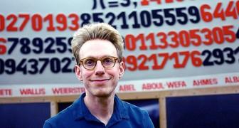 Quest'uomo parla con i numeri: la sua mente riesce a fare calcoli e operazioni praticamente impossibili
