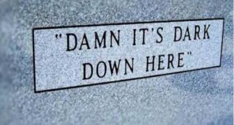 15 lustige Grabsteine von Menschen mit einem unsterblichen Sinn für Humor