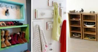 10 meubles et accessoires DIY fantastiques à réaliser en recyclant de vieux tiroirs