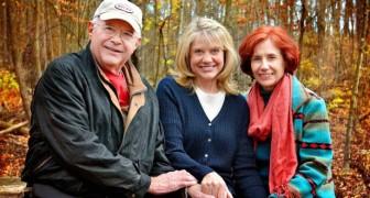Ze ontmoeten elkaar na 53 jaar weer en besluiten hun dochter te zoeken die ze ter adoptie hadden afgestaan: Nu zijn we een hecht gezin!