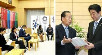 Il partito di governo giapponese invita più donne alle riunioni decisionali, ma a patto che stiano zitte