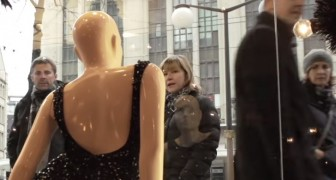 What these people see in the window shop will leave you speechless !
