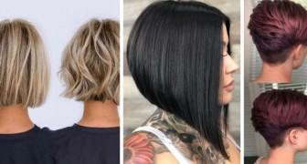 Volete dare un taglio deciso ai vostri capelli? Prendete ispirazione da questi look