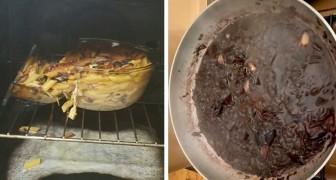 Jag försökte åtminstone 16 personer som misslyckats radikalt i sina matlagningsförsök