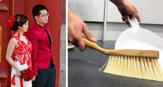 Un tribunale cinese obbliga un uomo a pagare 7.700 $ all'ex moglie come risarcimento per i lavori domestici