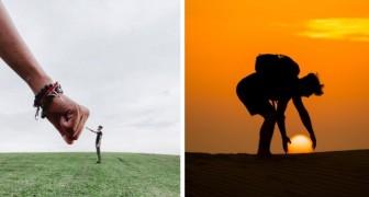15 foto con una prospettiva e un tempismo così perfetti da farle sembrare irreali