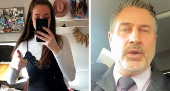 A 17-year-old student is sent home because her dress makes the teacher uncomfortable