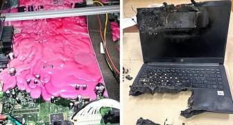 Disastri informatici: 20 volte in cui le persone non sono riuscite ad andare d'accordo con la tecnologia