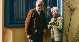 At 93, he falls in love with another woman and asks his wife for a divorce in order to rebuild his life