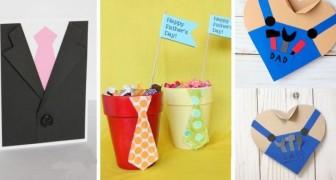 Fête des Pères : quelques idées pour des cartes et des travaux créatifs parfaits pour les enfants
