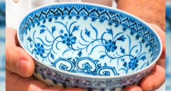 Un uomo compra una ciotola di porcellana in un mercatino e poi scopre che vale 500.000$