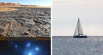 Deux platistes tentent d'atteindre le bout de la terre (supposée plate) en bateau : ils se trompent d'île et sont arrêtés