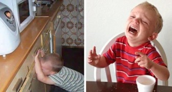 I don't want to wash! 17 strange whims of small children