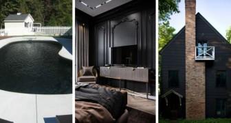 Semplice nella sua eleganza: il nero è un ottimo colore per arredare e arricchire la casa, scopri come