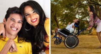 Une femme transgenre s'occupe de son frère porteur de handicap : Je suis sa maman maintenant