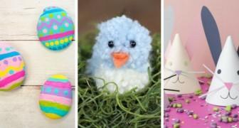 Rendez votre Pâques plus créative avec ces 9 travaux faciles à réaliser avec les enfants
