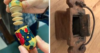 15 Menschen haben das Internet um Hilfe bei der Identifizierung der mysteriösen Objekte gebeten, die sie gefunden haben